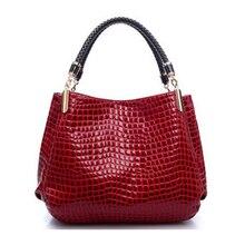 Designer Handbag Women Alligator Leather Shoulder Bags High Quality