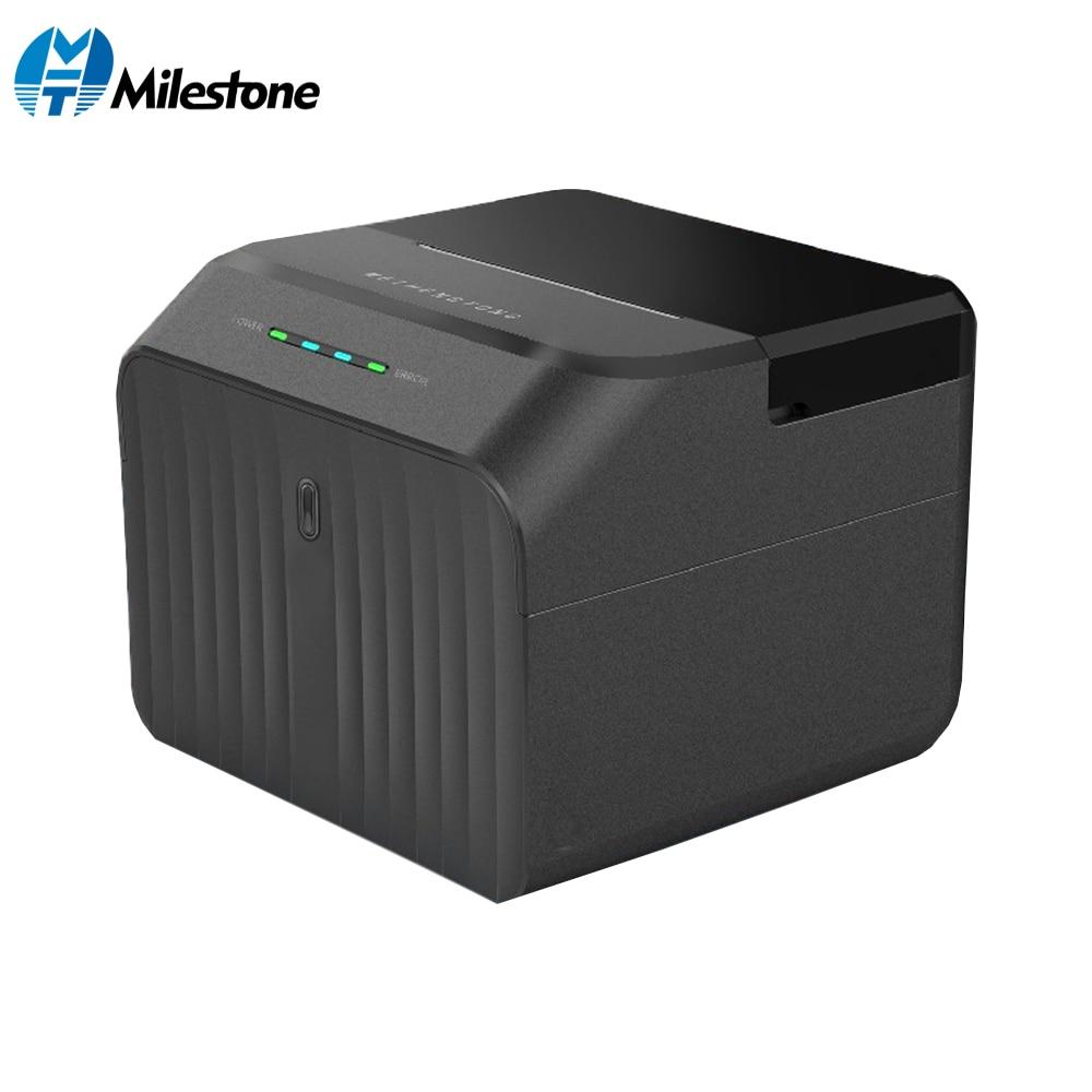 New Desktop Thermal Receipt Printer MHT P58B USB Connected Windows PC Printing Thermal Printer