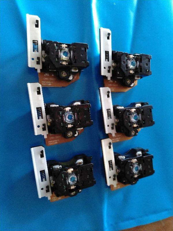 CMK-54XT PNP1245-F PWX1190 deuxième 6 disque CD tête laser inversée pour UK5 machine Laser lentille Optique Pick-up Bloc Optique