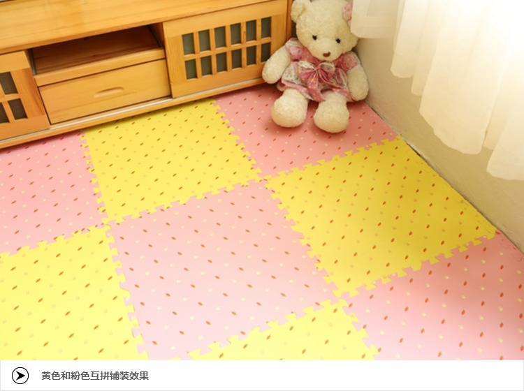 16pcs Play Kids rug Games AYA BRAND Floor Room Carpet Indoor Decor sport Mat Cartoon Pattern Gift Puzzle kids babys gifts