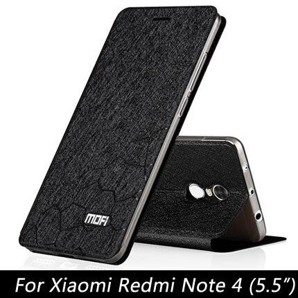 For Xiaomi Redmi Note 4x case cover silicon Note4x MOFi Xiomi Redmi Note 4 x case
