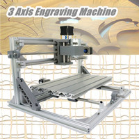 CNC3018 3 Axis Mini DIY CNC Router Standard Spindle Motor Wood Engraving Machine Milling Engraver