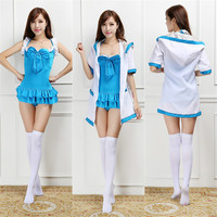 Halloween Cosplay Kotorie Minamie Costumes Sexy Dress Girl Anime Bathing Suit Cosplay Costumes Party Lovelive Uniforms