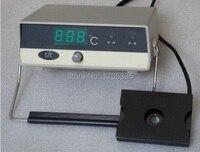 Calentador de escenario HS-70S con máximo 70 grados para microscopio de esperma