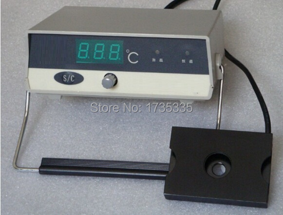 Stage warmer HS 70S with Max 70 degree for sperm microscope