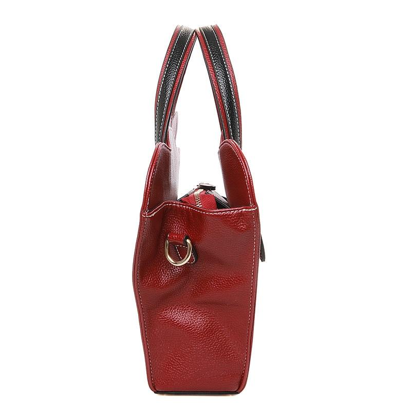 Chinese Style Women Bag Leather Women Messenger Bags Luxury Handbags Women Bags Designer Women Shoulder Bag Bolsa Feminina