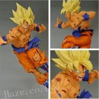 Anime Dragon Ball Z Tenkaichi 5 Super Saiyan Son Goku PVC Figure