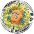 1 шт. Продажа Flame СТРЕЛЕЦ C145S Fusion 4D Beyblade игрушки BB-35 Metal Fury Beyblade гироскопа пластиковые волчок
