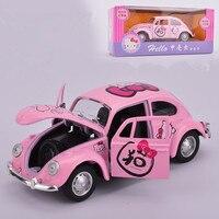High Simulation Vehicles Toys For Children Exquisite Diecasts Toy Vehicles 1 32 Cartoon Retro Classic Car