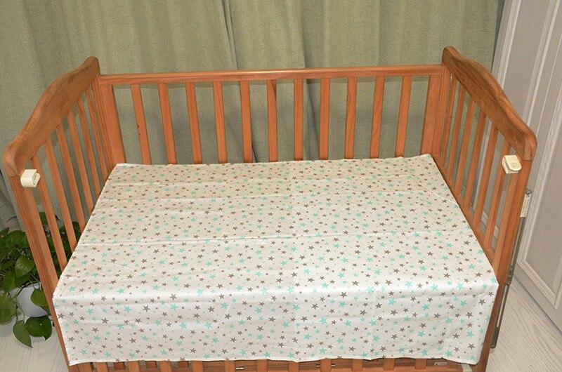 Детская простыня adamant ant, хлопок, простыни для новорожденных, Мультяшные Детские простыни, Защита окружающей среды, реактивный принт, 150X90 см - Цвет: NO13