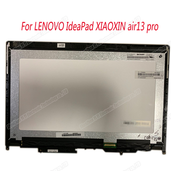 13 inch laptop lcd display for lenovo IdeaPad XIAOXIN air13 pro LQ133M1JW15 lcd assembly with frame bezel