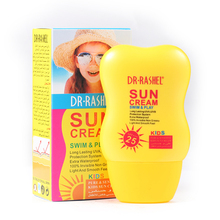 DR Rashel Swim & play children sunscreen whitening UV Radiation sun protection face body cream protetor sunblock lotion spf 25