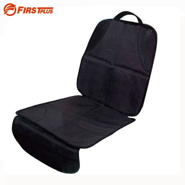 Superieur PU Leather Automobile Seat Covers Baby Car Seat Protector Non Slip Mat With  Organizer Pockets For