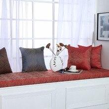 Декоративная волнистая подушка для окон Современный Простой Чехол Наволочка вечерние гостиничный домашний текстиль 45 см* 45 см наволочка