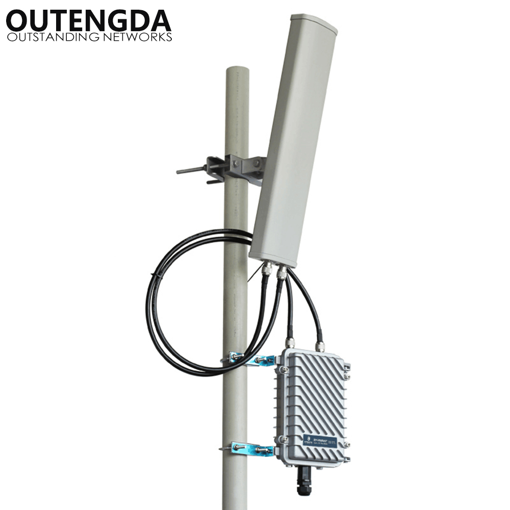 400 Meters Orientation 120 Degree Long Distance High Power WIFI Coverage Wireless Router Access Point Terminal WIFI Coverage AP