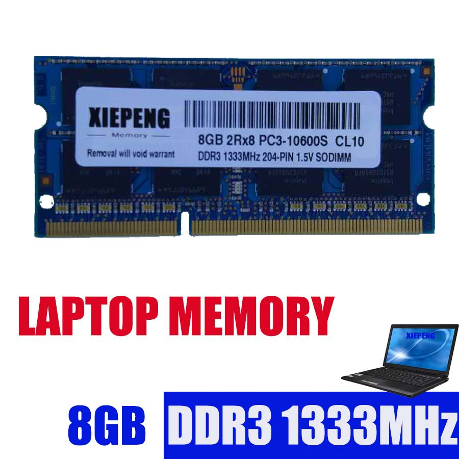 Laptop Memory <font><b>DDR3</b></font> <font><b>8GB</b></font> 1333MHz pc3 10600 RAM 4GB 2Rx8 PC3-12800S <font><b>1600</b></font> for Lenovo ThinkPad Edge E130 T430s T430 S430 <font><b>Notebook</b></font> image