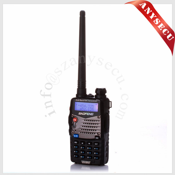 Baofeng UV 5RA Plus talkie-walkie 136-174 MHz et 400-520 MHz Radio bidirectionnelleBaofeng UV 5RA Plus talkie-walkie 136-174 MHz et 400-520 MHz Radio bidirectionnelle