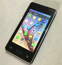 "Barato V1 V16 teléfono inteligente 4.0 ""pantalla wifi dual sim doble modo de espera Teléfono Móvil 256 M RAM 512 M ROM 480*800 Teléfonos Celulares"