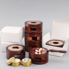 Теплые воск палочки клея плавления печи инструмент штампов сургучная печать бусины палочки Плита горшок для восковых печатей лампы в форме свечи