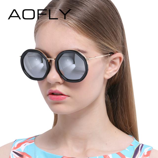 Reflective Coating Sunglasses Metal Legs