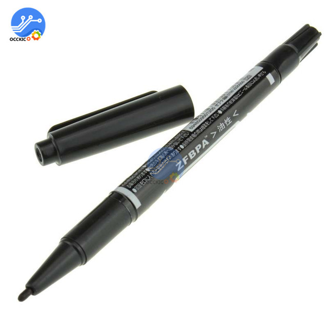 CCL Anti-etching PCB circuit board Ink Marker Pen For DIY PCB