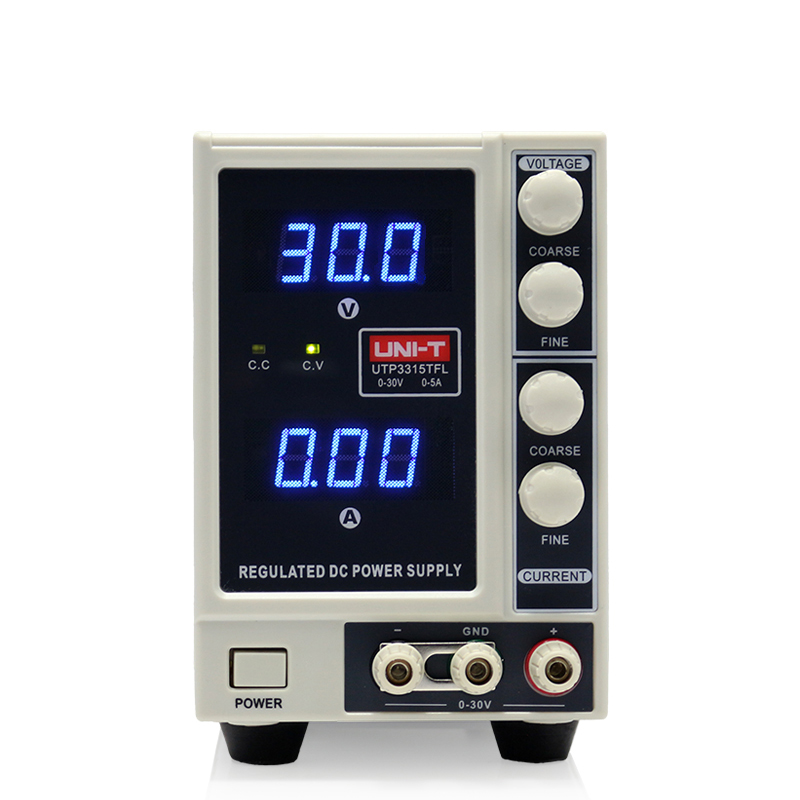 UNI-T UTP3315TFL Precision Variable Adjustable DC Power Supply Digital Regulated Switching Power Supply For Lab Grade Working uni t utp3305 dc power precision variable adjustable supply supply digital regulated dual