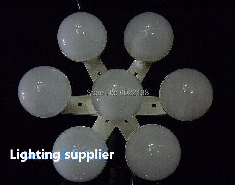 Hanglamp Meerdere Lampen : Led e e meerdere splitter hanglamp houder in e