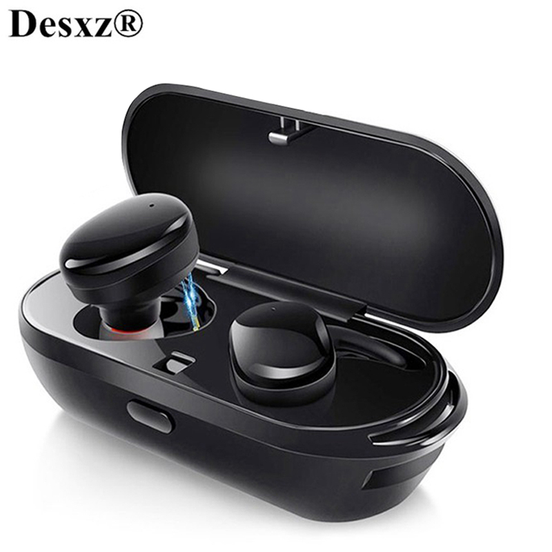 True Wireless Bluetooth 5.0 Earphone Magnetic Headphones TWS BT 4.2 Earbuds Music Cordless Headphone With Mic Headset for Phone ytom true wireless earbuds tws bluetooth headset headphones mini twin cordless hands free built in mic sports earphone for phone