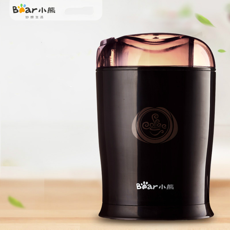 Bear Household Mini Coffee Bean Grinder Electric Automatic Coffee Grinders Mill Kitchen Food Dry Grinding