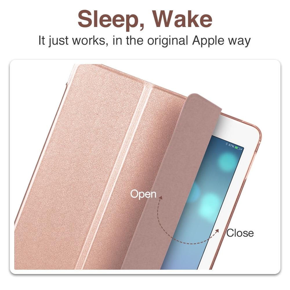 Estuche para iPad Pro 10.5 pulgadas, ESR Yippee Color PU cuero - Accesorios para tablets - foto 5