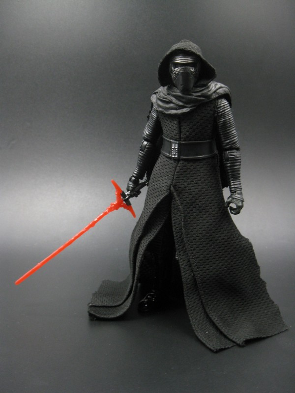 1/6 1:6 figure action Star Wars: The Force Awakens Kailuo Lun Black Knight  Free shipping 1