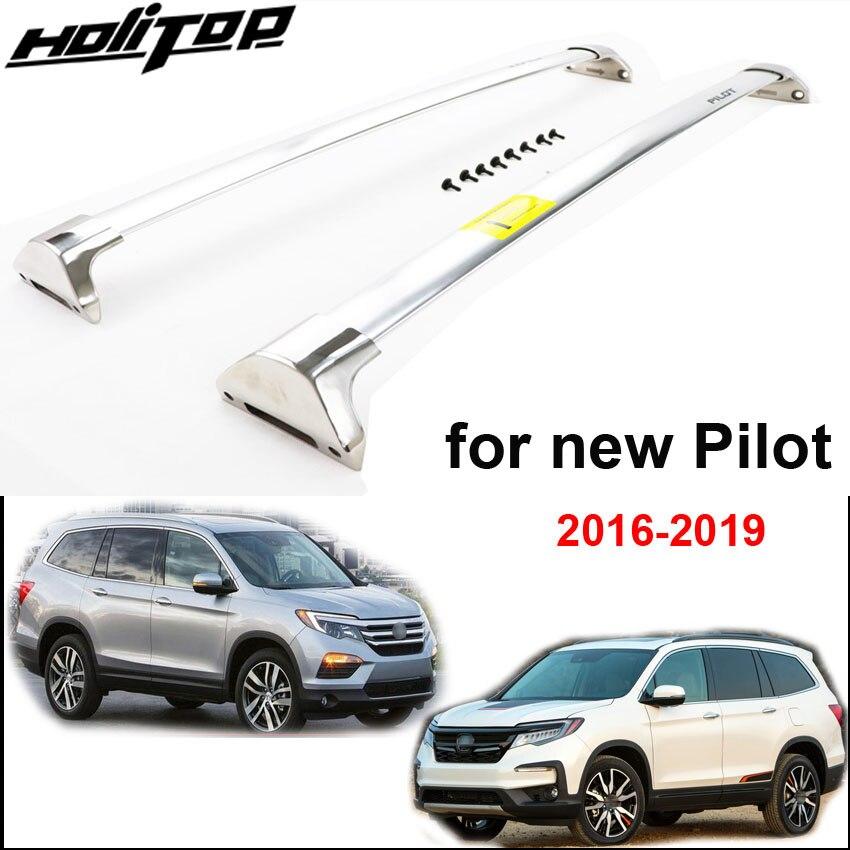 New arrival for Honda new Pilot 2016 2018 roof rail roof rack cross bar horizontal beam