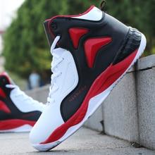 Лидер продаж; баскетбольные кроссовки; удобные ботинки с высоким берцем для тренировок; ботильоны; уличные мужские кроссовки; спортивная обувь
