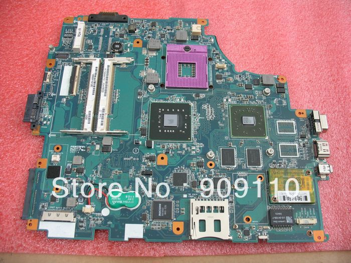 MBX-189 M763 non-integrated (4 graphic memory) motherboard for laptop MBX-189/ 1P-0091J01-8010