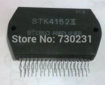 Free Shipping One Lot STK4152 II AF   amplifier   suppFree Shipping One Lot STK4152 II AF   amplifier   supp