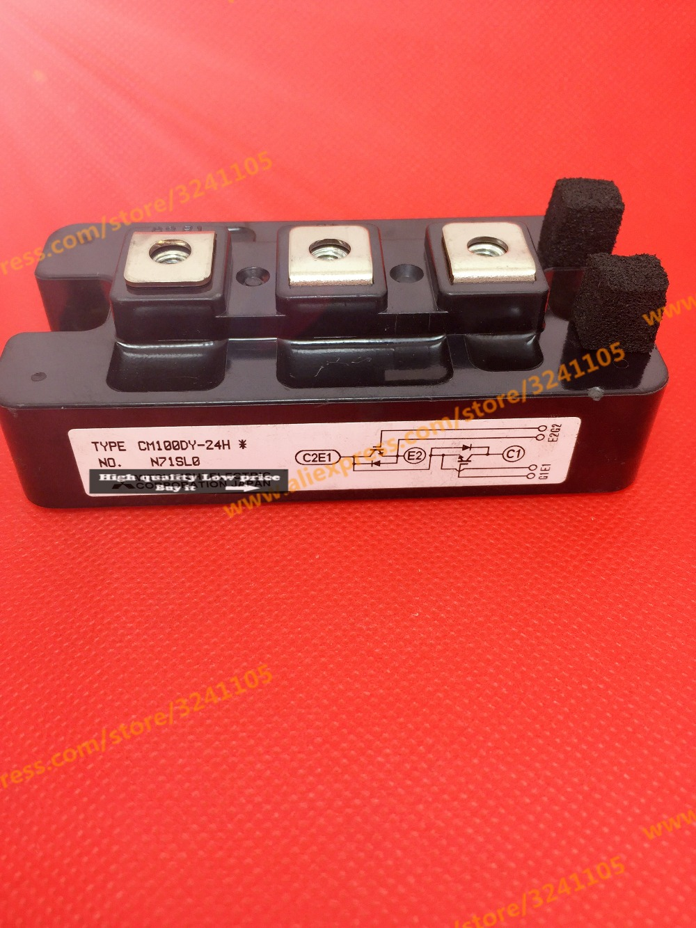 Free Shipping  NEW  CM100DY-24H  MODULE