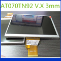 "1pcs Only new original AT070TN92 7.0"" inch AT070TN92 V.1 LCD Screen 800*480 for Tablet Car DVD lcd 165*100*3mm"