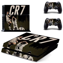 Football Juventus Cristiano Ronaldo PS4 Skin Sticker