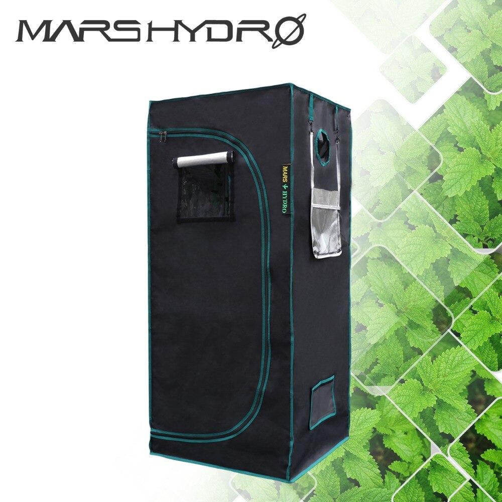 1680D LED Hydroponic Grow Tent 2 3 x2 3 x5 3 70x70x160cm Hydroponic system grow room