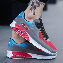 Damyuan 2019 new fashion shoes men  Breathable Comfortable Running sneakers lace-up  Shoes