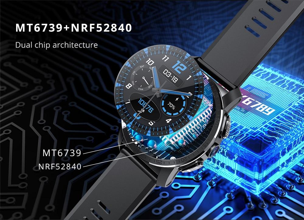 Makibes M3 4G Smart Watch 17