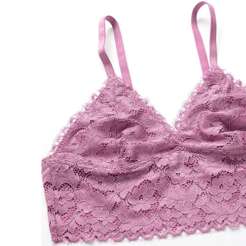 sexy bra set violet 7