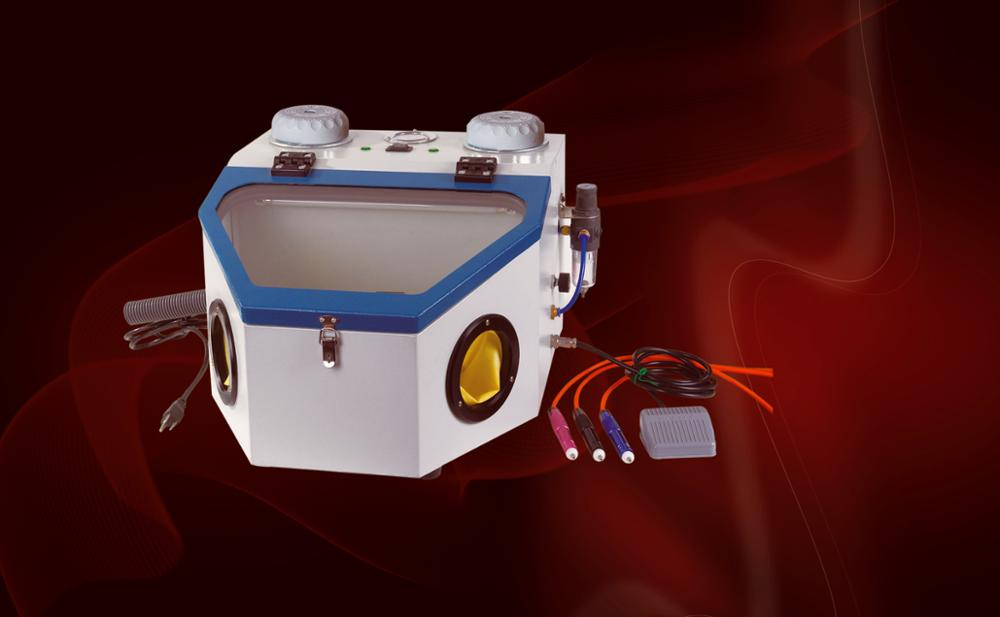 220V Sandblaster Machine For Jewelry Dental Lab Sandblaster Sand Blaster sand blaster for jewelry sand blaster for dental mini sand blaster for glass
