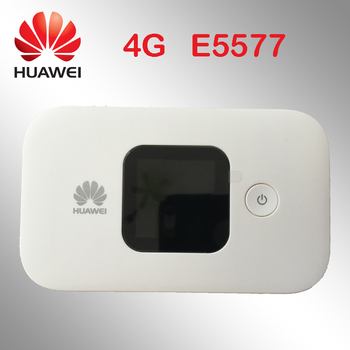 Unlocked Huawei E5577 4G Router Mobile Hotspot Wireless Router e5577s-321 router 4g sim portable 4g lte router industrial