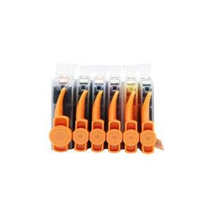 Image 4 - PGI 425 Cli 426 Compatible ink Cartridge For Canon PGI425 CLI426 PIXMA IP4840 IP4940 IX6540 MG5140 MG5240 MG5340 MX714 Printer
