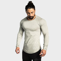 2017fashion Mens Boys Compression GYMs Base Layer Long Sleeve Thermal Under Top Tee Shirt New Printing