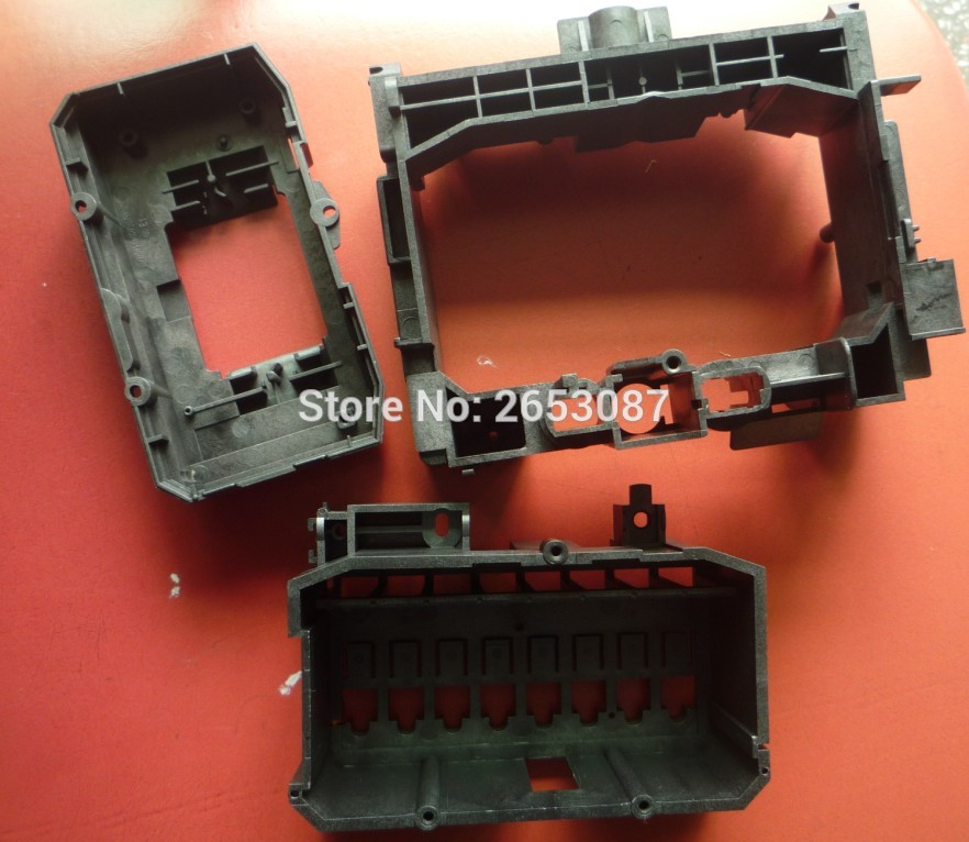 3 UNIT new original carriage brcket carriage holder unit for EPSON 4880 4450 4800 4400 4000 under carriage unit damper base unit pump unit for epson stylus pro 4800 4000 4400 4450 4880 pump unit