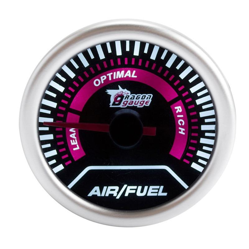 Universal Car modification meter 12V Vacuum Gauge Air Fuel Exhaust Gas Meter Tachometer Water Oil Temperature Pressure Gauge