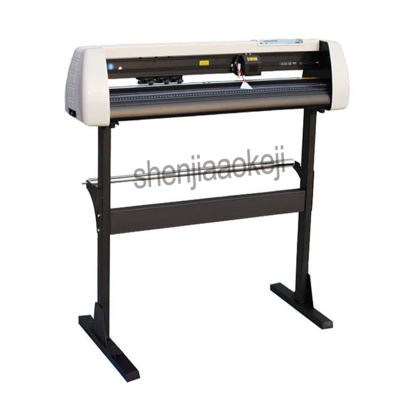 H800 cutting plotter Computer engraving machine Cutting machine Diatom mud Sticker Cutter cutting width 630mm 90-260v 1pc 45 degree mimaki cutter for cutting plotter machine with hig qulity