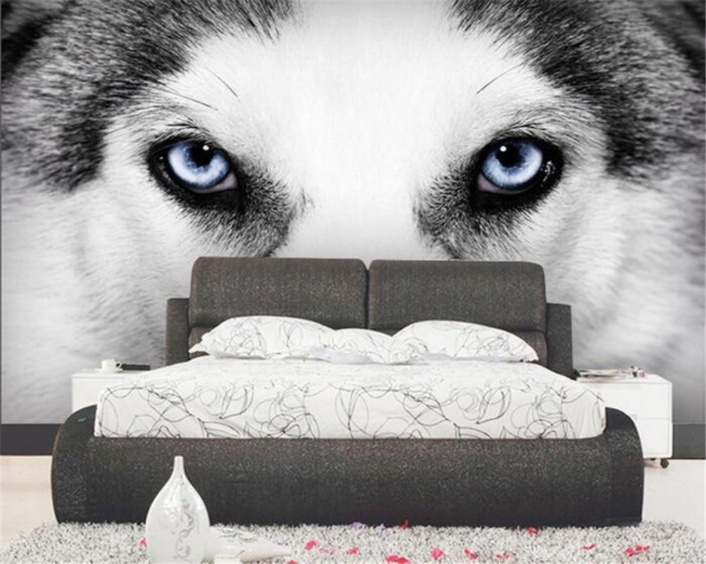 Puppy Wallpaper For Bedroom Online Get Cheap 3d Dog Wallpaper Aliexpresscom Alibaba Group